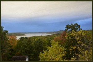 Ozark Fall Foliage